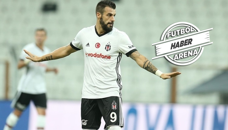 Beşiktaş'ta Negredo'nun sakatlığı ciddi mi?