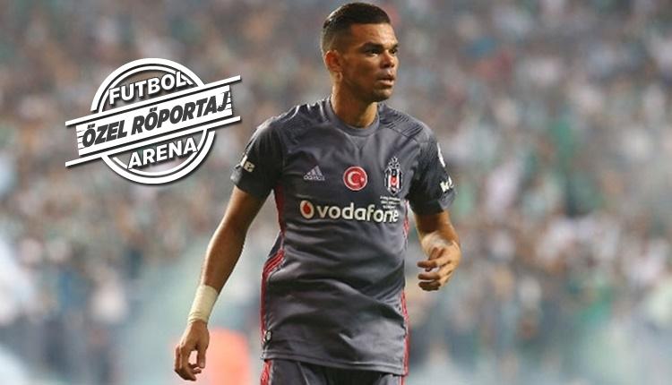 Beşiktaşlı Pepe için Ömer Çatkıç'ın yorumu