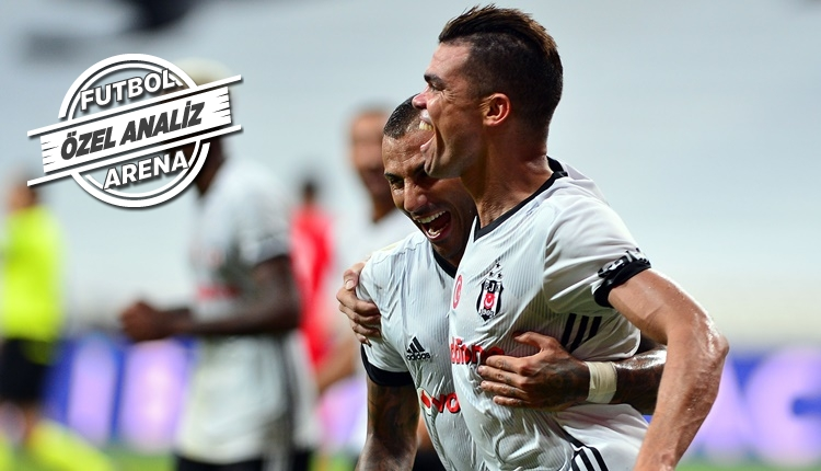 Beşiktaş'ta Pepe Antalyaspor maçında nasıl oynadı?