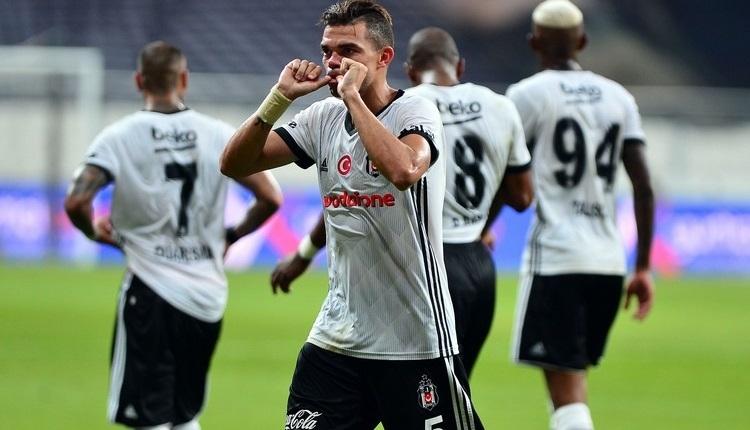 Beşiktaş'ta Pepe'ye Güntekin Onay'dan büyük övgü