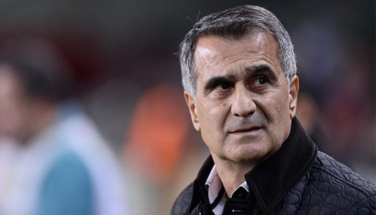 Beşiktaş'ta Şenol Güneş hakkında takipsizlik kararı