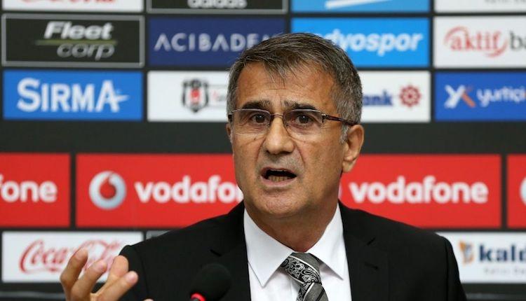 Beşiktaş'ta Şenol Güneş, Medel kararını değiştirdi