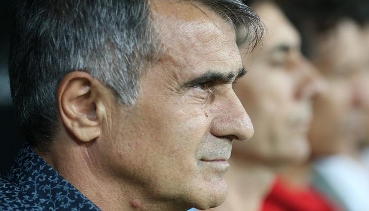 Beşiktaş'ta Şenol Güneş'in Antalyaspor maçı sonrası penaltı sözleri