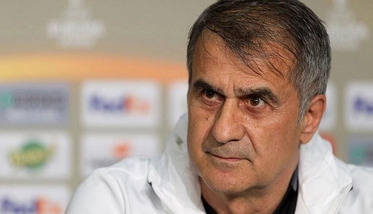 Beşiktaş'ta Şenol Güneş'ten Bursaspor maçında kadroda 2 değişiklik