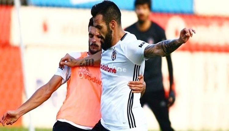 Beşiktaş'ta Şenol Güneş'ten kritik Alvaro Negredo kararı