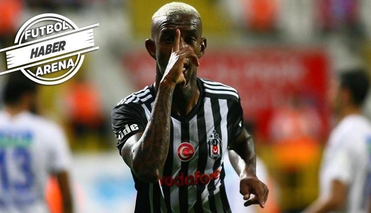 'Beşiktaş'ta Talisca'nın Veysel'e yaptığı hareket kırmızı kart olmalıydı'