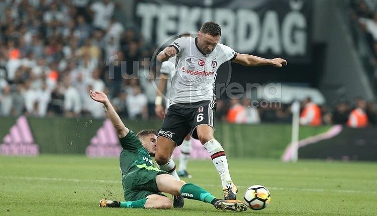 Beşiktaş'ta Tosic Şenol Güneş bile durduramadı! Öyle bir şey yaptı ki...