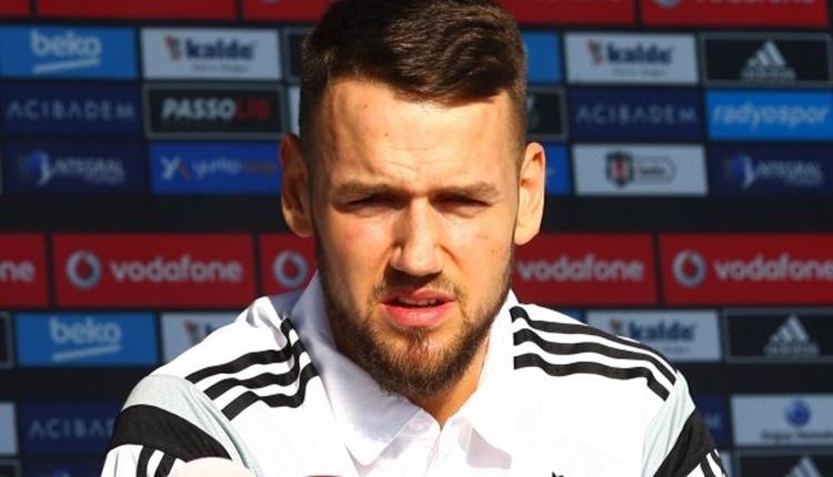 Beşiktaş'ta transferde Alexander Milosevic AIK yolunda