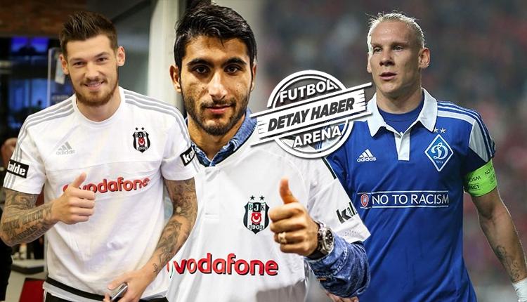Beşiktaş'ta Vida transferine yer açıldı!