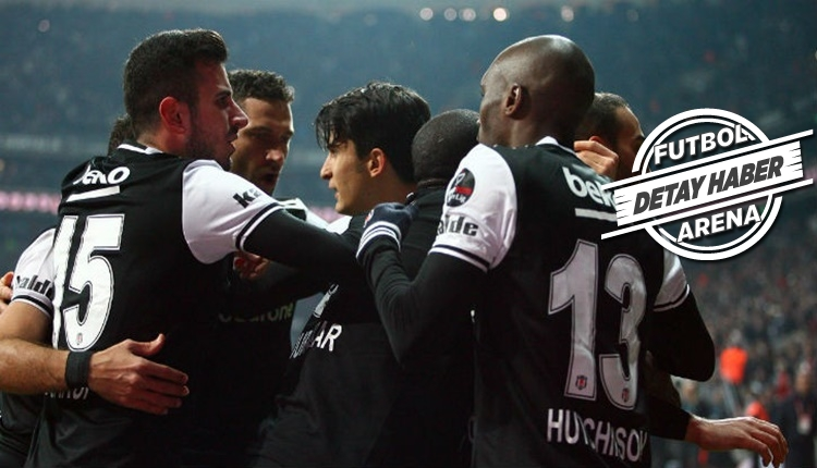 Beşiktaş'tan Fenerbahçe'ye büyük fark!