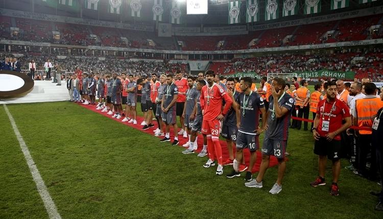 Beşiktaş'tan Konyaspor'a Fair-Play örneği