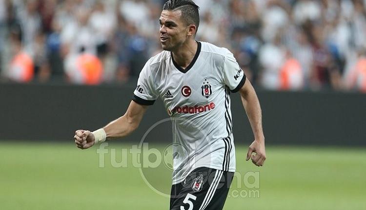 Beşiktaş'tan Pepe Bursaspor yorumu: