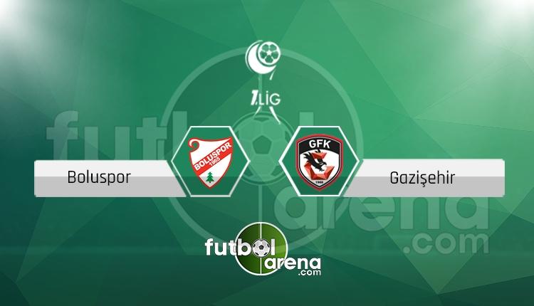 Boluspor Gazişehir FK canlı skor, maç sonucu - Maç hangi kanalda?