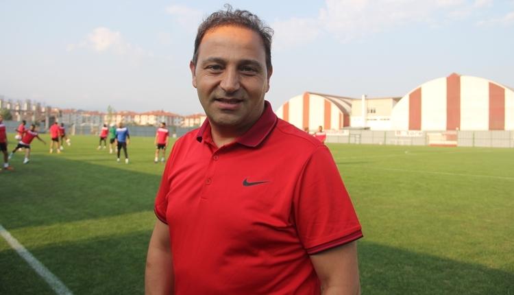 Boluspor'da Fuat Çapa'dan transfer müjdesi