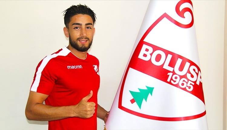 Boluspor'da yeni transfer Caner Cavlan