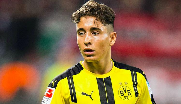 Borussia Dortmund, Emre Mor'u açıkladı
