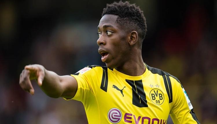 Borussia Dortmund, Ousmane Dembele'yi kadro dışı bıraktı