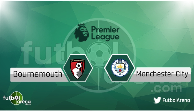 Bournemouth Manchester City canlı skor, maç sonucu - Maç hangi kanalda?