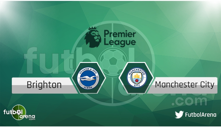 Brighton - Manchester City maçı saat kaçta, hangi kanalda? Şifresiz izle
