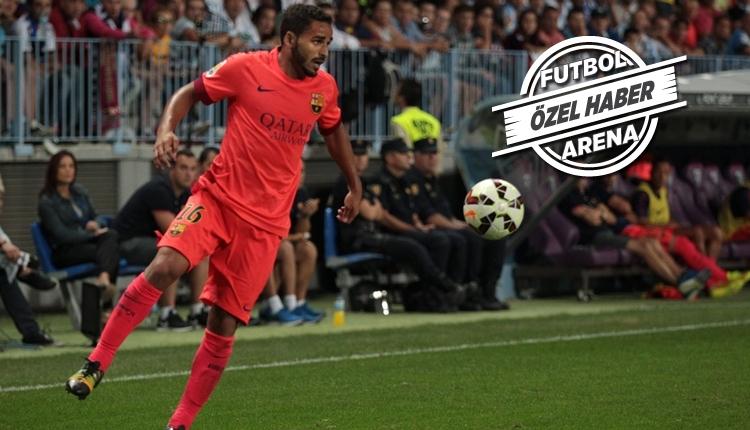 Bursaspor'a Barcelona'dan Douglas transferi