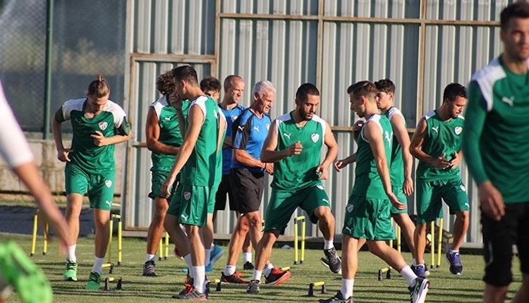 Bursaspor'da hedef Alanyaspor maçında 3 puan