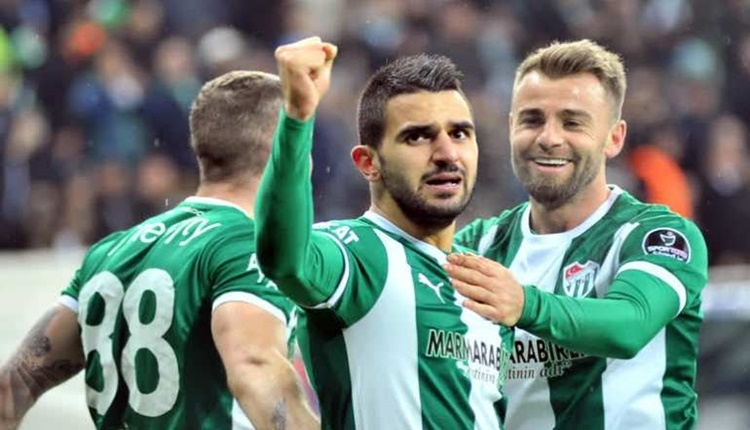 Bursaspor'da transferde Aziz Behich açıklaması