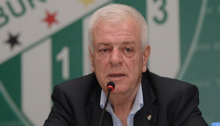 Bursaspor'dan Hernani, Twumasi ve Douglas açıklaması