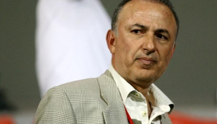 Çaykur Rizespor Başkanı Metin Kalkavan görebi bıraktı