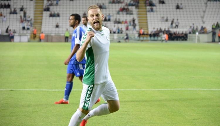 Çaykur Rizespor'da Halil İbrahim Sönmez transferi
