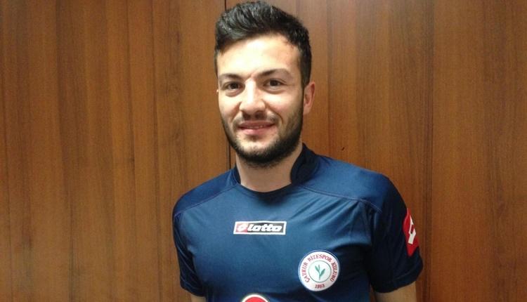Çaykur Rizespor'da Özgür Çek'ten şampiyonluk sözü