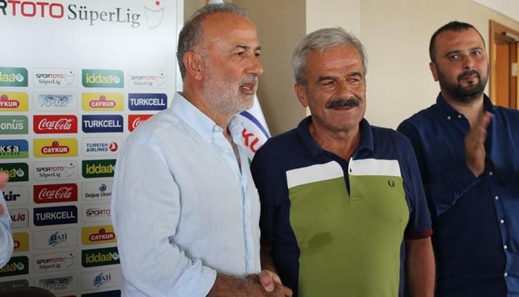 Çaykur Rizespor'da yeni başkan Hasan Kemal Yardımcı!