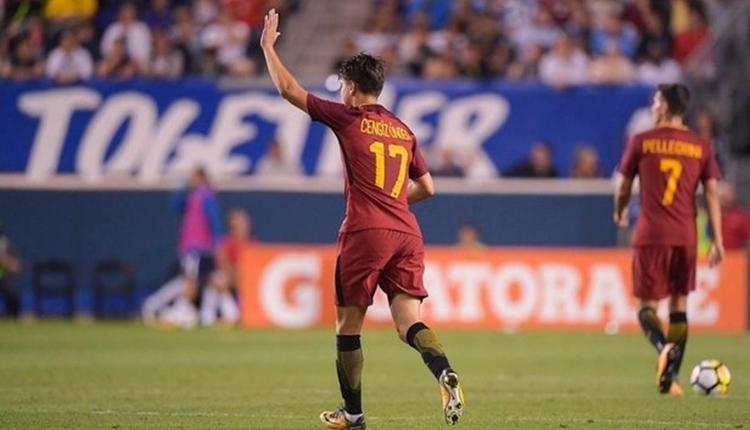 Cengiz Ünder, Roma - Inter maçında nasıl oynadı? (İZLE)