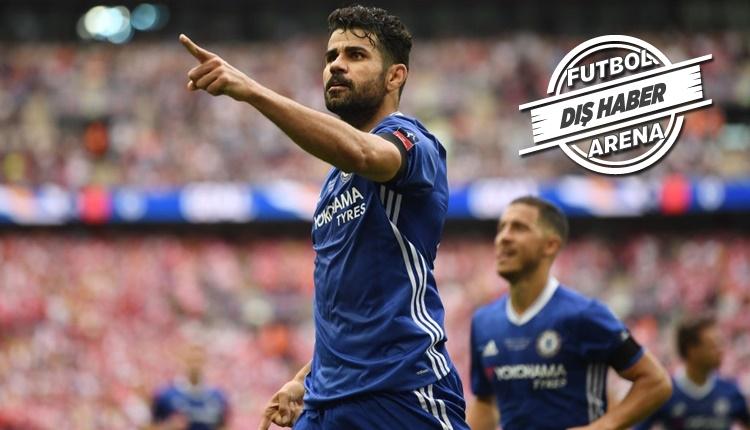 Chelsea'de Diego Costa: 'Atletico Madrid'e gitmeliyim'