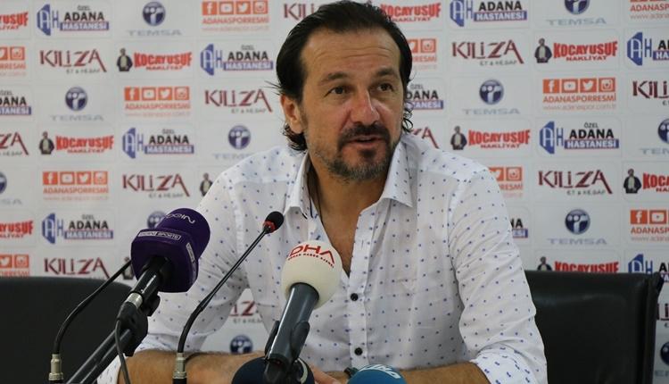 Denizlispor'da Yusuf Şimşek'ten Süper Lig açıklaması