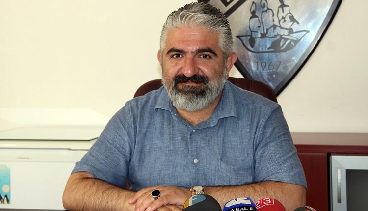 Elazığspor'dan Eskişehirspor maçı açıklaması