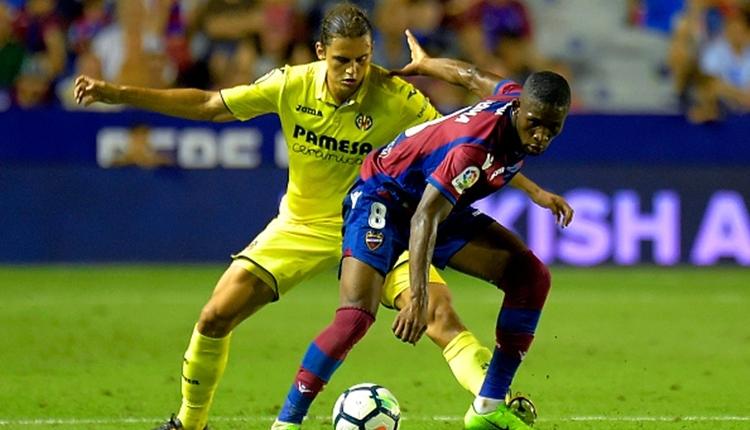 Enes Ünal, Villarreal ile ilk maçına çıktı