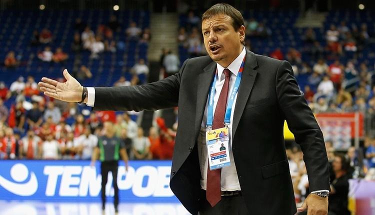 Ergin Ataman'dan Beşiktaş ve Şenol Güneş'e gönderme