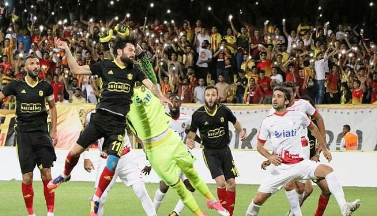 Yeni Malatyaspor'da Ertuğrul Sağlam'dan penaltı tepkisi
