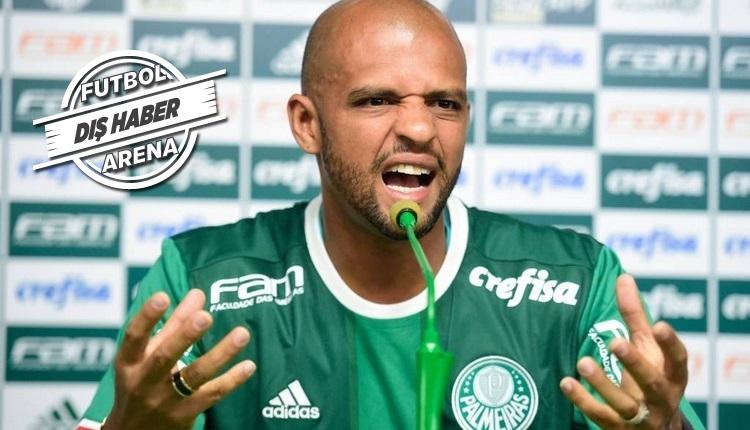 Felipe Melo'nun yeni takımı belli oldu
