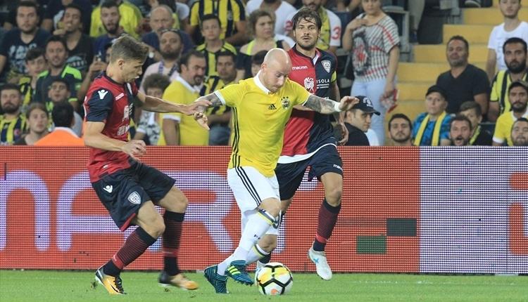 Fenerbahçe 1-0 Cagliari maç özeti ve golü