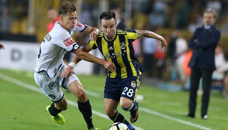 Fenerbahçe Avrupa serisini sürdürdü