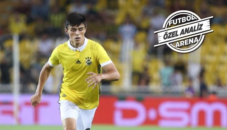 Fenerbahçe - Cagliari Elif Elmas'ın dikkat çeken performansı
