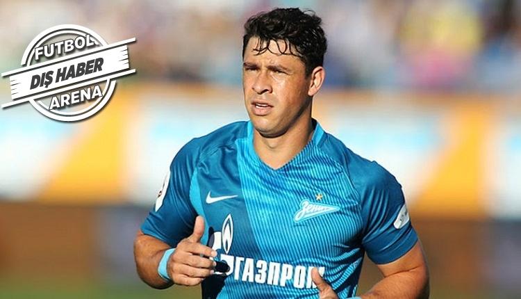 Fenerbahçe için Zenit'ten Giuliano transfer açıklaması