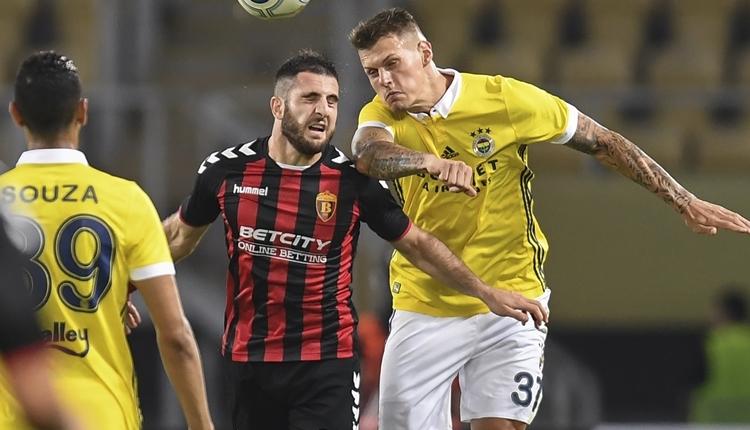 Fenerbahçe, Makedon kabusunu bozamadı