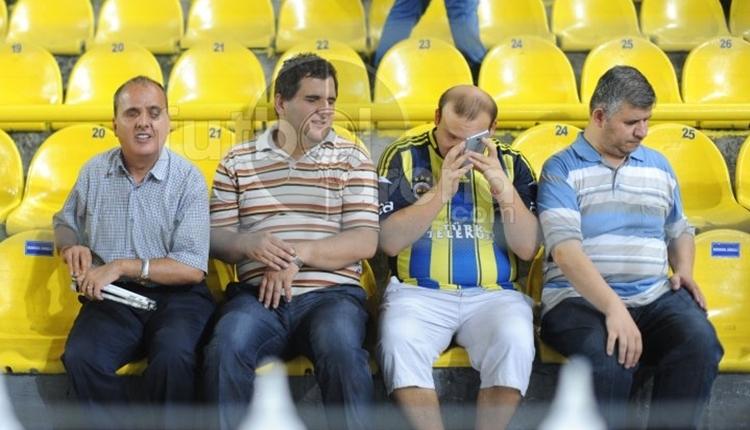 Fenerbahçe taraftarı görme engellilere maç anlattı