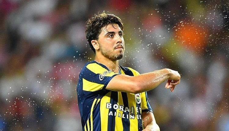 Fenerbahçe taraftarından Ozan Tufan'a büyük tepki