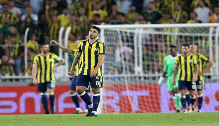 Fenerbahçe taraftarından Ozan Tufan'a ''Kebapçıya git''