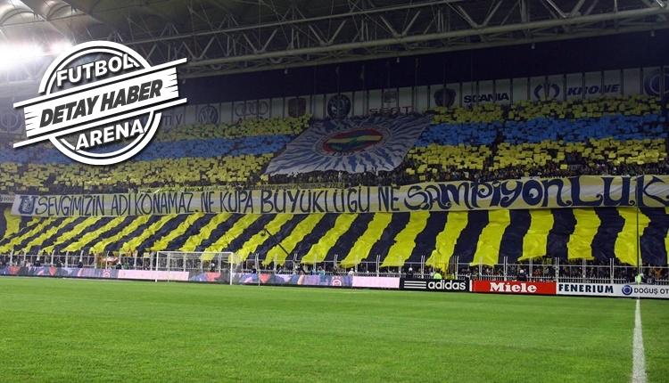 Fenerbahçe tribünlerinde hasret bitti!