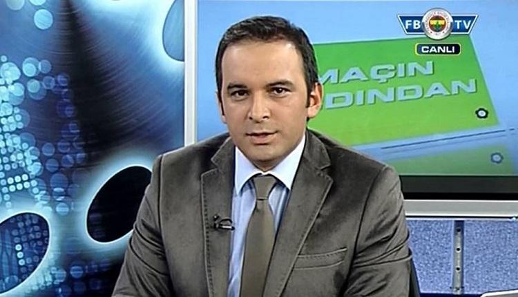 Fenerbahçe TV eski haber müdürü Yasir Kaya FETÖ'den tutuklandı