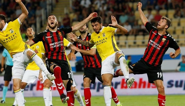 Fenerbahçe, Vardar'a gol atamayan 3 takım arasına girdi